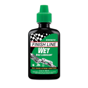 Finish Line, Wet Bike Lubricant, 60ML