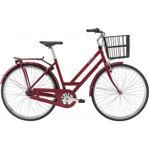 Raleigh Sussex Dame 7G, 56cm Rød