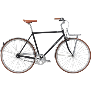 Raleigh Yate 7G 2021, Sort 60cm