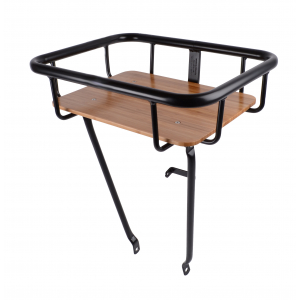 Frontlad Cargo Jumbo Basket, sort